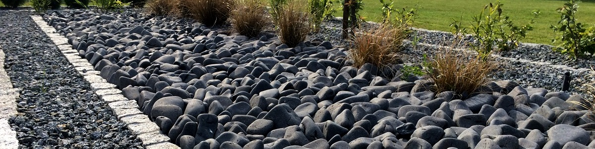 Fhu Bazalt Kamień Ogrodowy Elewacyjny Dekoracyjny