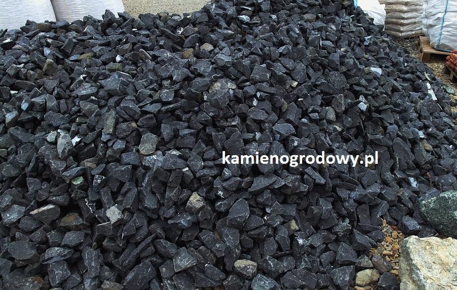 Wspaniały Skałka czarna - F.H.U. BAZALT - Kamień ogrodowy, elewacyjny EK41