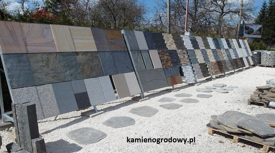 Topnotch F.H.U. BAZALT - Kamień ogrodowy, elewacyjny, dekoracyjny TX48