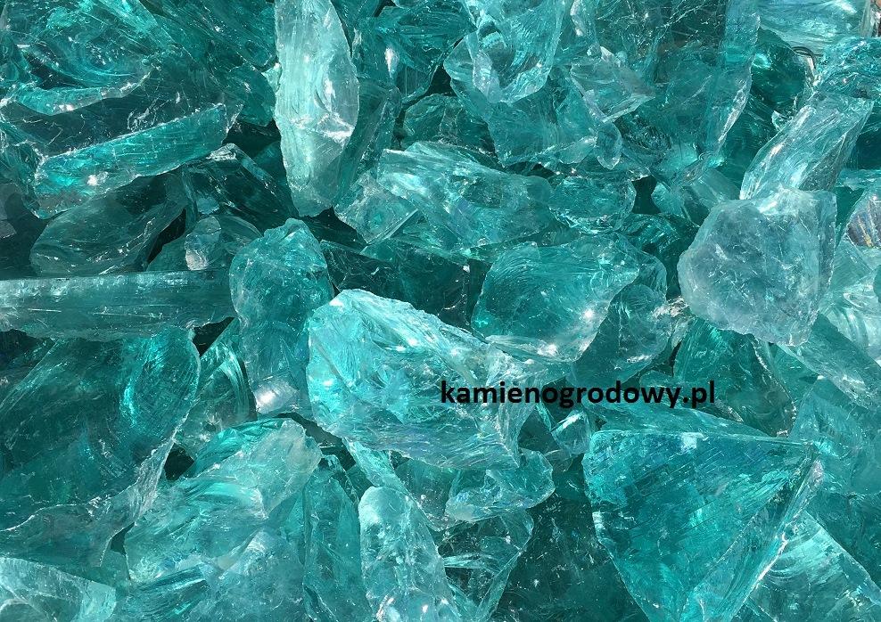 Szkło Dekoracyjne Fhu Bazalt Kamień Ogrodowy